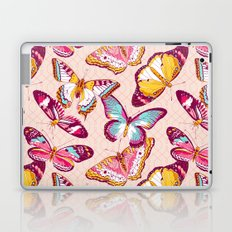 Aflutter in Blush Laptop & iPad Skin