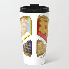 Pie of peace Metal Travel Mug