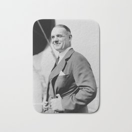 Wild Bill Donovan - Father of Central Intelligence Bath Mat