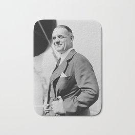 Wild Bill Donovan - Father of Central Intelligence Bath Mat