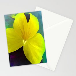 Looking Back and Moving On Stationery Cards