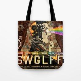 13th Annual Southwest Gay & Lesbian Film Festival Tote Bag