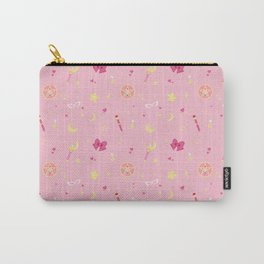 Sailor Moon Pattern Carry-All Pouch
