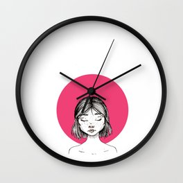 Close(d) Wall Clock