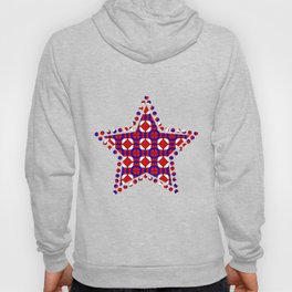 Red White and Blue Hoody