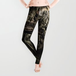 The Boiler Room Leggings