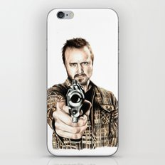 Jesse iPhone & iPod Skin