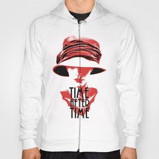 Time After Time Rouge Hoody