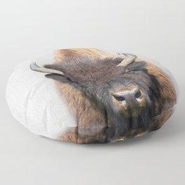 Buffalo - Colorful Floor Pillow