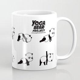 Yoga Bear - Panda Coffee Mug