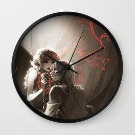 Sing Me Sweet Wall Clock
