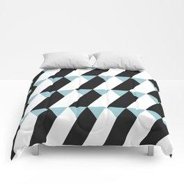 TriTriTriangle Comforters