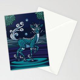 Starlight, Ripples Stationery Cards