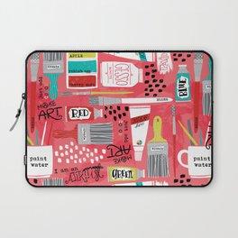 Love to Make Art! Laptop Sleeve