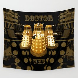 Doctor Who Said Ex Wall Tapestry