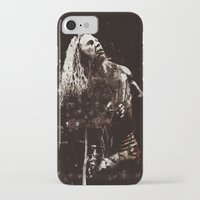 springsteen iPhone & iPod Cases featuring The Wrestler by  Maʁϟ