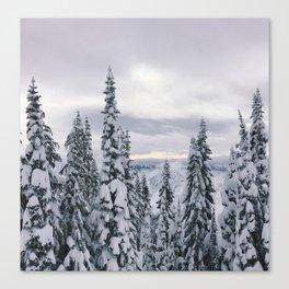 Waist Deep Canvas Print