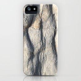 Rock Face iPhone Case