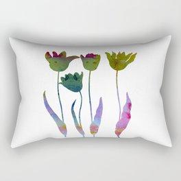 Tuilps Rectangular Pillow