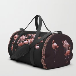 flamingos Duffle Bag