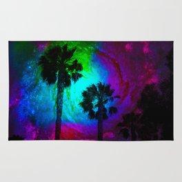 Nebula sky Cali Rug