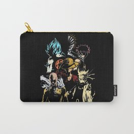 Anime Hero's 3 Carry-All Pouch