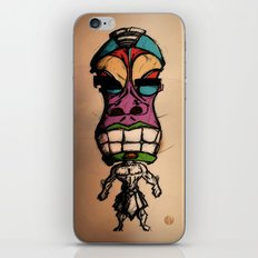 Mr.Tiki iPhone & iPod Skin