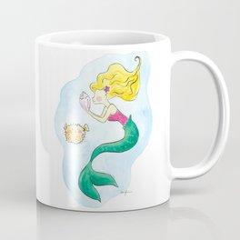 Mermaid under the sea Coffee Mug