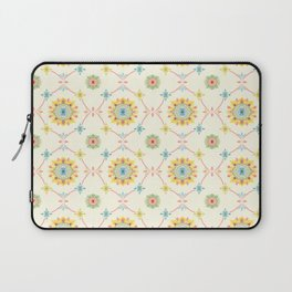 Vintage Peranakan Tiles Laptop Sleeve