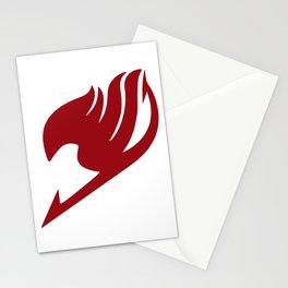 Fairy Tail Mark Stationery Cards