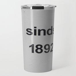est. 1892 Travel Mug