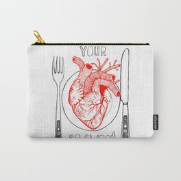 Heart Sweet Carry-All Pouch
