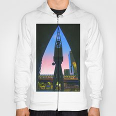 Crane Docklands London Hoody