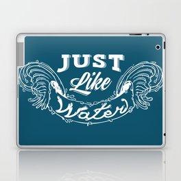 Just like water Laptop & iPad Skin