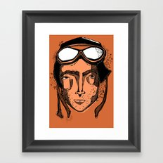 Howard Framed Art Print