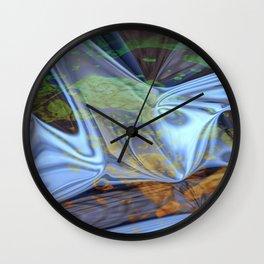 Fly By Night Wall Clock
