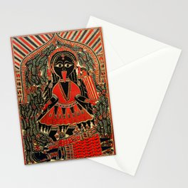 Hindu Kali 16 Stationery Cards