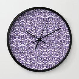 Circletto Hexpresso (1.0) Wall Clock