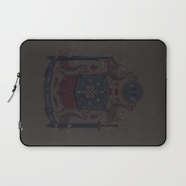 Born in Blood Laptop Sleeve