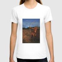 sagittarius T-shirts featuring Sagittarius by Viggart