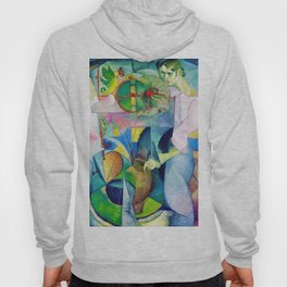 The Woman At The Well - Diego Rivera Hoody