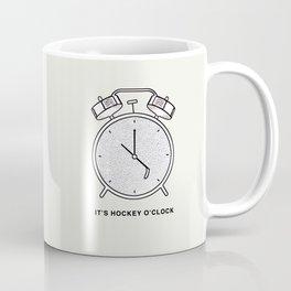 Hockey Time Coffee Mug