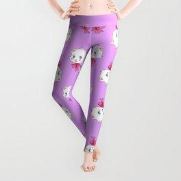 Mewpie Mew Leggings