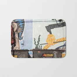 Bushwick Zoo | NBC Bath Mat