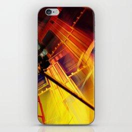 signals iPhone Skin