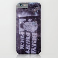 Drink, Fight & Fuck iPhone 6s Slim Case