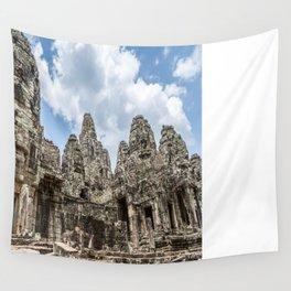 Bayon Temple, Angkor Thom, Cambodia Wall Tapestry