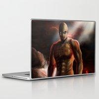 doom Laptop & iPad Skins featuring Doom by ED Art Studio