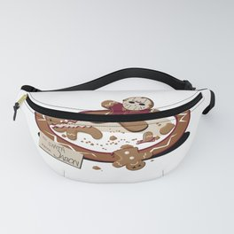 A Very Voorhees Christmas Fanny Pack