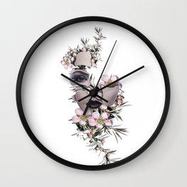 Power of Woman Wall Clock